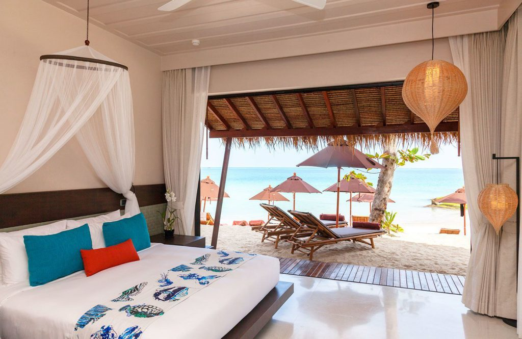 best resort Phangan island