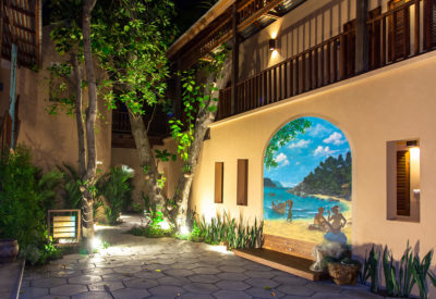 barefoot boutique hotel Thong Nai Pan
