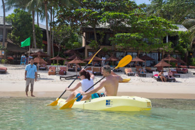 Thong Nai Pan beach activities