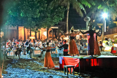Dining experience Koh Phangan