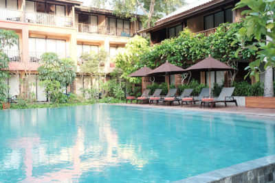 best pool resort Phangan