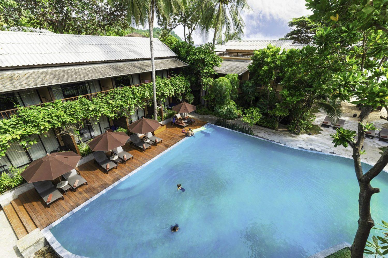 barefoot boutique hotel Phangan