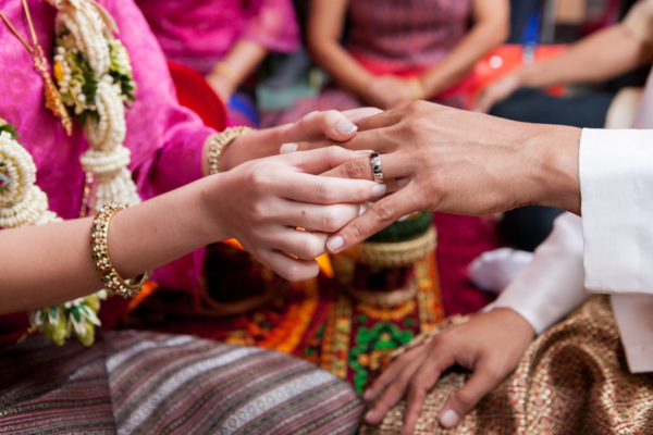 Koh Phangan romantic wedding