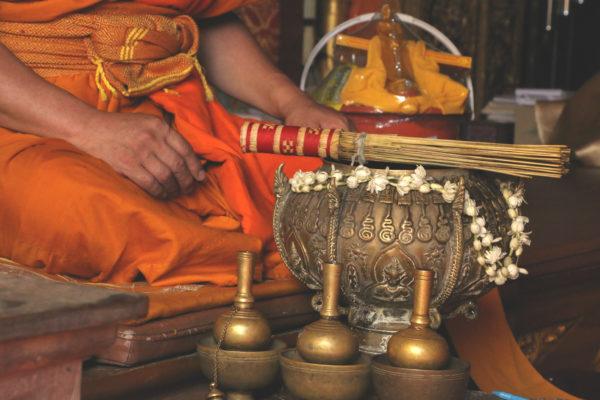 Thai wedding Koh Phangan