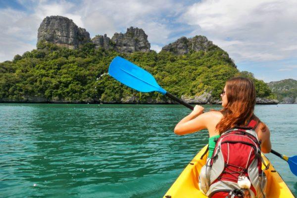 Samui tour Ang Thong Marine Park