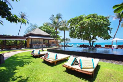 Sustainable hotels Chaweng beach