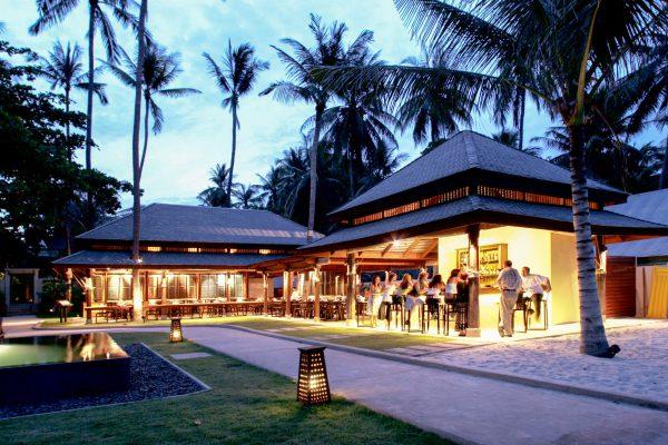 Samui best beach bar