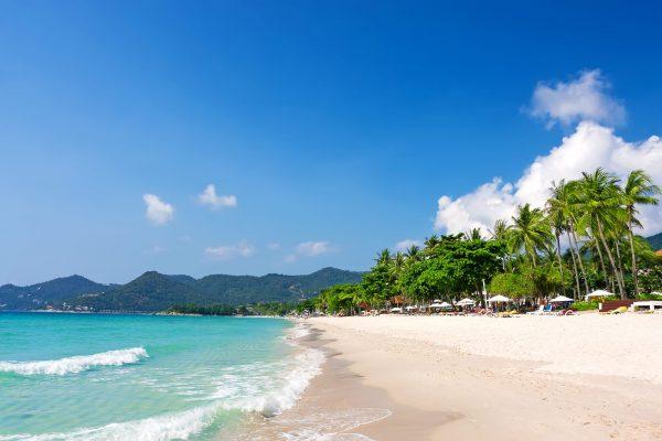 Oasis Chaweng beach