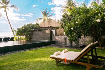 Luxury resort Samui