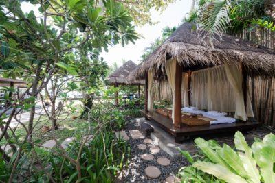 Chaweng beach Thai massage