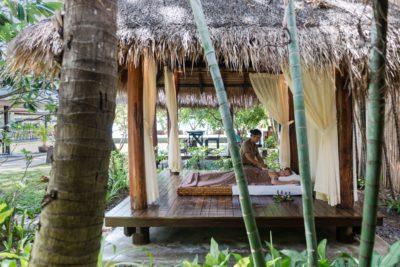 Samui island massage