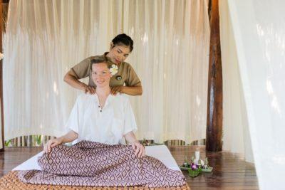 massage resort Samui