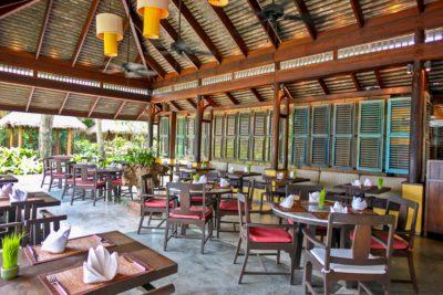 restaurant Chaweng beach