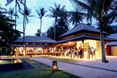 Samui best beach bar