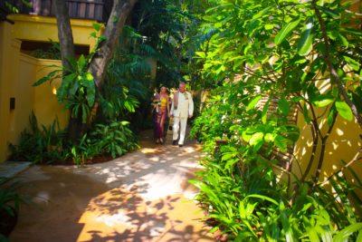 Samui island wedding