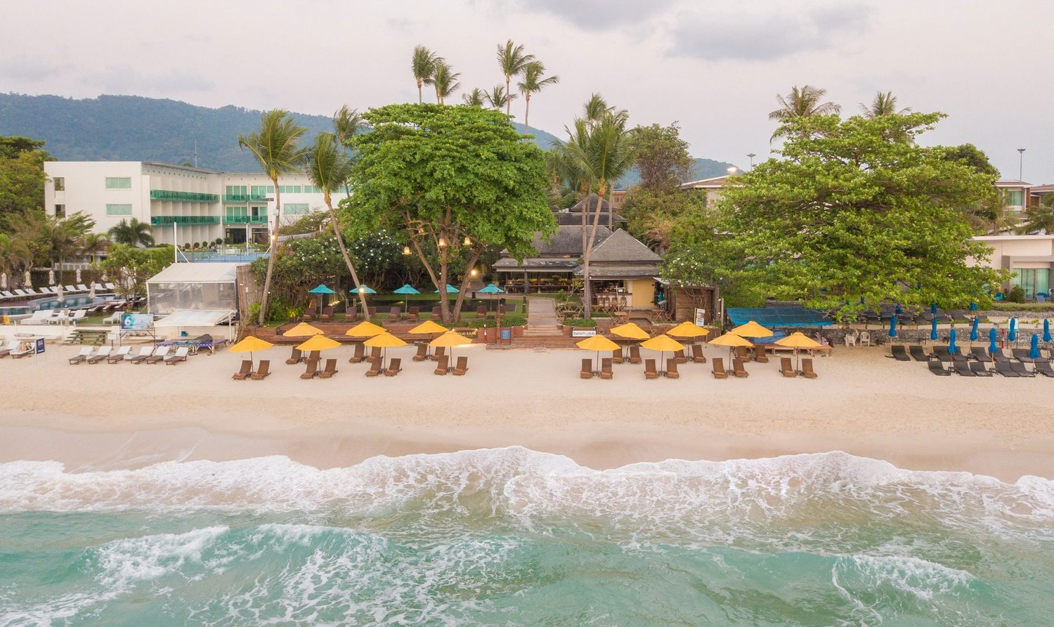 Sustainable hotels Samui